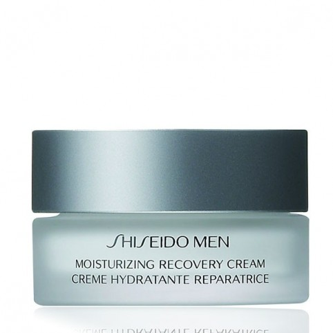 Shiseido Men Crema Moisturizing Recovery 50ml - SHISEIDO. Perfumes Paris