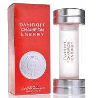 Champion Energy EDT - DAVIDOFF. Compre o melhor preço e ler opiniões
