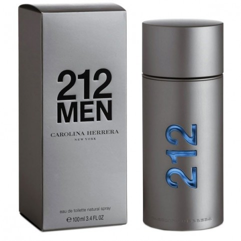 212 Men EDT - CAROLINA HERRERA. Perfumes Paris