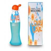 I Love Love EDT - MOSCHINO. Compre o melhor preço e ler opiniões
