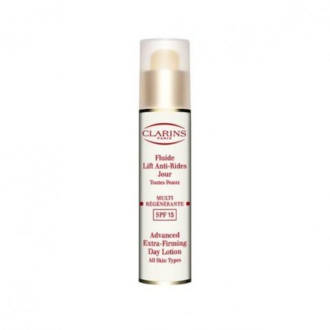 Multi-Regenerante Fluido Día SPF 15 Todas las Pieles 50ml - CLARINS. Perfumes Paris