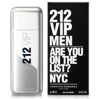 212 Vip Men EDT - CAROLINA HERRERA. Compre o melhor preço e ler opiniões