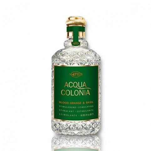 Acqua Colonia Naranja & Albahaca - 4711. Perfumes Paris