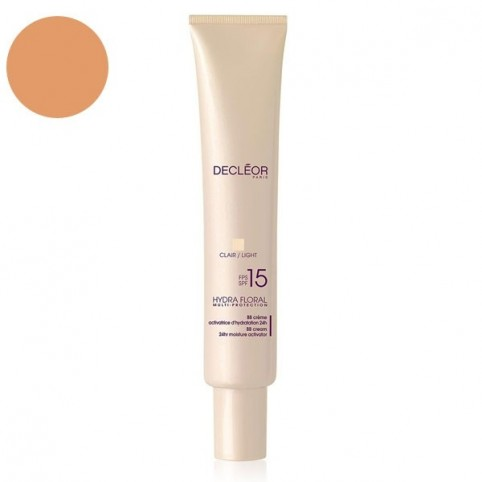 BB Crème Activatrice D'Hydratation 24h - Medium - DECLEOR. Perfumes Paris
