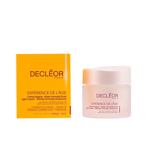 Decleor Experience de l'age Crema Ligera Antiarrugas-Firmeza 50ml - DECLEOR. Perfumes Paris