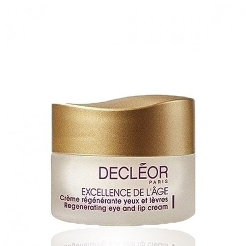 Decleor Excellence de l'Age Antiedad Global Yeux-Levres CRM 15ml - DECLEOR. Perfumes Paris