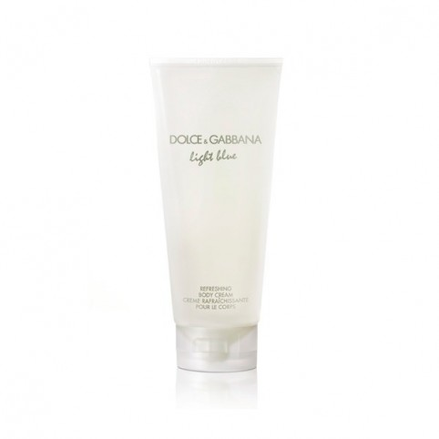 Light Blue Body Cream 200ml - DOLCE & GABBANA. Perfumes Paris