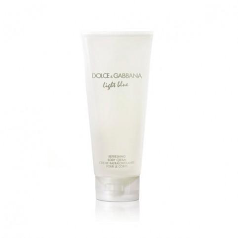 Light Blue Body Cream 200ml - DOLCE & GABBANA. Perfumes Paris