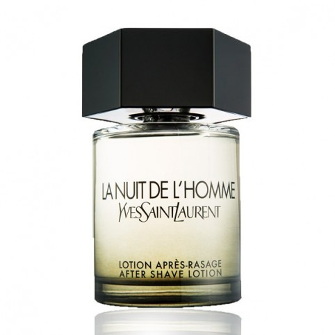 L'Homme La Nuit After Shave 100ml - YVES SAINT LAURENT. Perfumes Paris