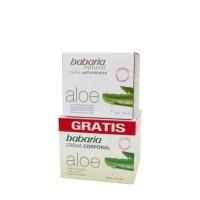 Babaria Aloe Crema Anti-arrugas 50ml + Crema Cuerpo 200ml - BABARIA. Compre o melhor preço e ler opiniões.