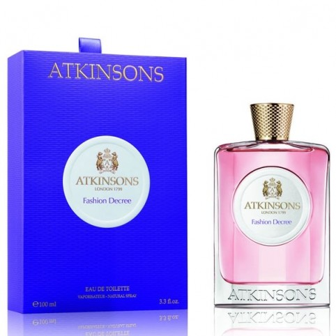 Atkinsons Fashion Decree EDT 100ml - ATKINSONS. Perfumes Paris