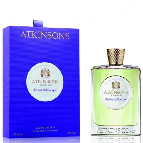 Atkinsons The Nuptial Bouquet EDT 100ml - ATKINSONS. Perfumes Paris