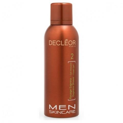 Decléor Men Skin Care Rasage Express Gel-Mousse - DECLEOR. Perfumes Paris
