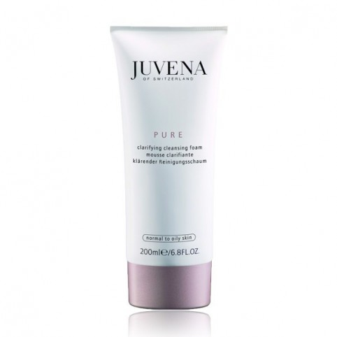Juvena Limpieza Clarifying Cleansing Foam 200ml - JUVENA. Perfumes Paris