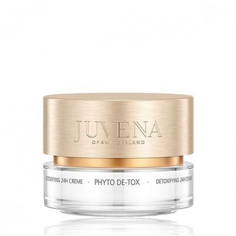 Juvena Phyto Detox Crema 24h P/Normal-Seca 50ml - JUVENA. Perfumes Paris