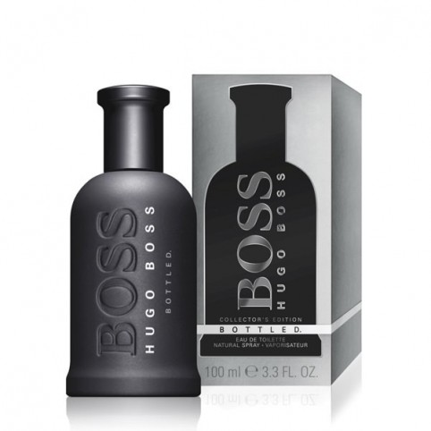 Boss Bottled Edition Collector EDT - HUGO BOSS. Perfumes Paris