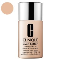Even Better Makeup SPF15 - CLINIQUE. Compre o melhor preço e ler opiniões.