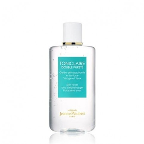 Skin Toner and Cleansing Gel Cara y Ojos 200ml - JEANNE PIAUBERT. Perfumes Paris