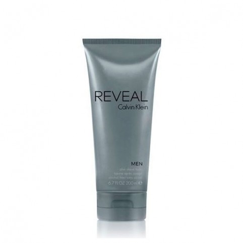 CK Reveal Man Aftershave Lotion 200ml - CALVIN KLEIN. Perfumes Paris