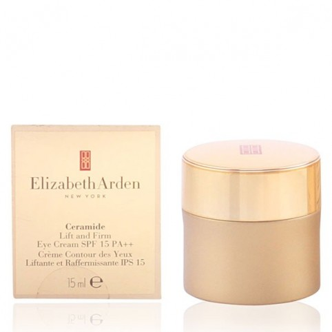 Ceramide Plump Perfect Lift & Firm Eye Cream - ELIZABETH ARDEN. Perfumes Paris