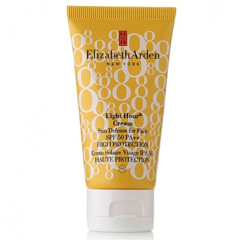 Eight Hour Cream Sun Defense For Face - ELIZABETH ARDEN. Perfumes Paris
