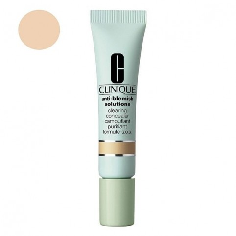 Anti-Blemish Solutions Clearing Concealer - 01 10ml - CLINIQUE. Perfumes Paris