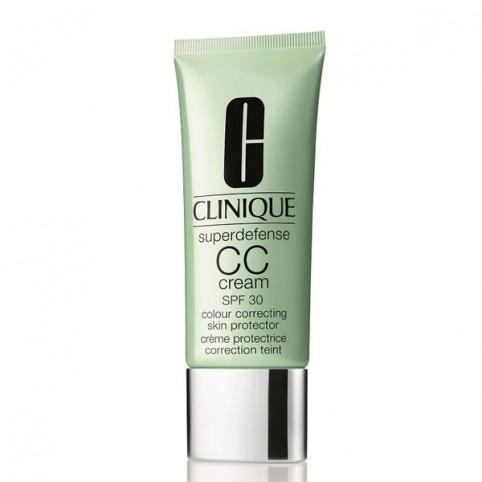 Superdefense CC Cream SPF30 Light Medium 40ml - CLINIQUE. Perfumes Paris