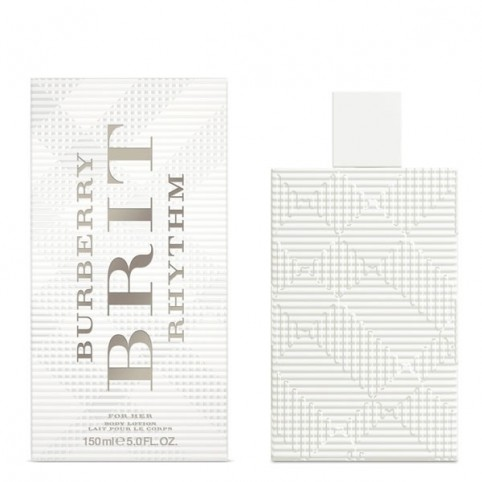 Brit Rhythm Loción Corporal 150ml - BURBERRY. Perfumes Paris