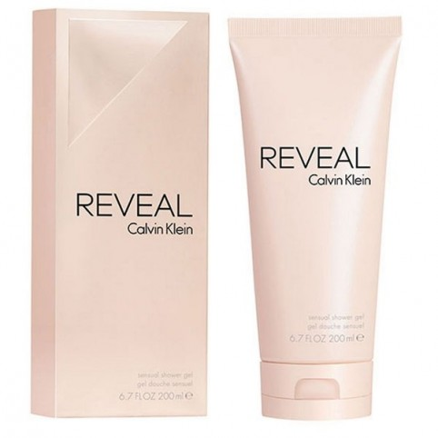 CK Reveal Gel de Baño 200ml - CALVIN KLEIN. Perfumes Paris