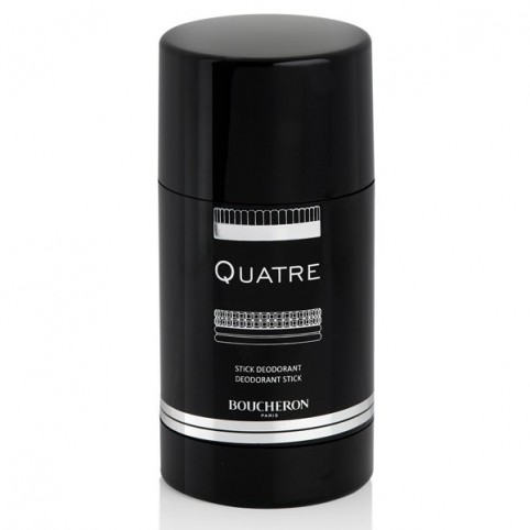 Quatre Homme Deo Stick 75ml - BOUCHERON. Perfumes Paris