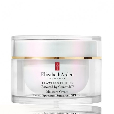 Flawless Future Powered by Ceramide™ Moisture Cream SPF 30 PA++ - ELIZABETH ARDEN. Perfumes Paris