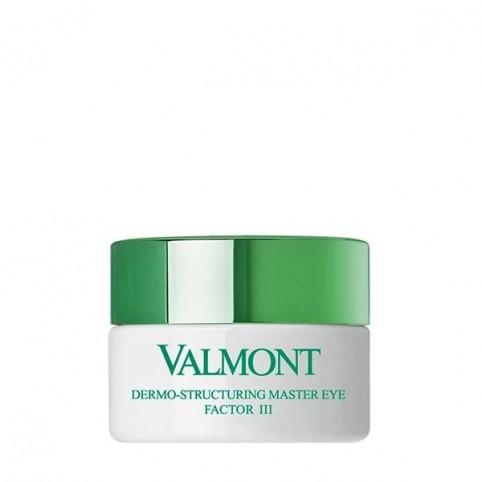 Dermo Structuring Master Eye Factor III 15ml - VALMONT. Perfumes Paris
