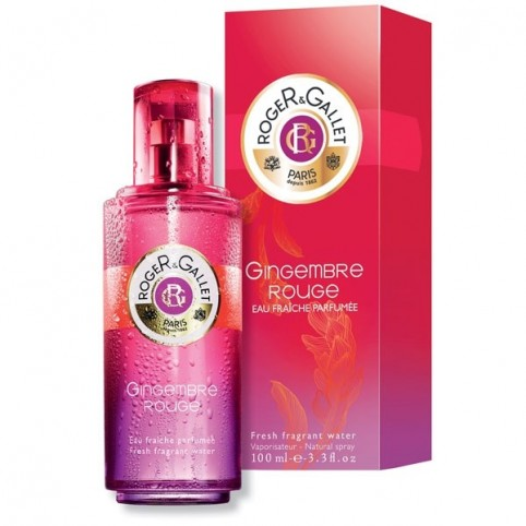 Gingembre Rouge 100ml - ROGER & GALLET. Perfumes Paris