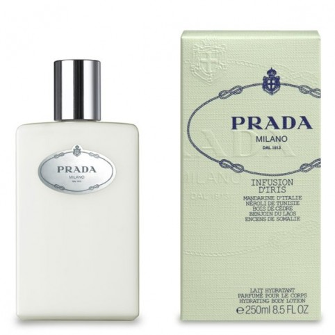 Infusion d'Iris Woman Body Lotion - PRADA. Perfumes Paris