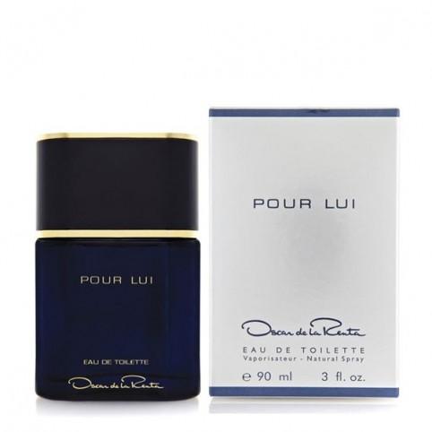 Pour Lui EDT - OSCAR DE LA RENTA. Perfumes Paris