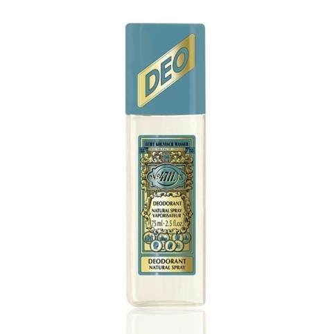 4711 Natural Deo Spray 75ml - 4711. Perfumes Paris