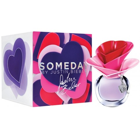 Justin bieber someday edp 100ml - JUSTIN BIEBER. Perfumes Paris