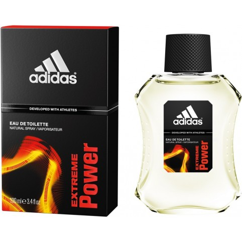 Adidas extreme power edt 100ml - ADIDAS. Perfumes Paris