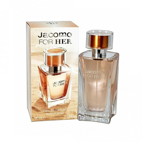 Jacomo for her edp 100ml - JACOMO. Perfumes Paris