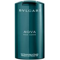 Bvlgari aqva homme shampoo-gel 200ml@ - BVLGARI. Compre o melhor preço e ler opiniões.