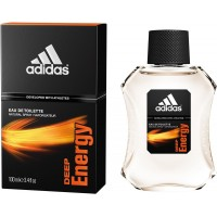 Adidas Deep Energy EDT - ADIDAS. Compre o melhor preço e ler opiniões.