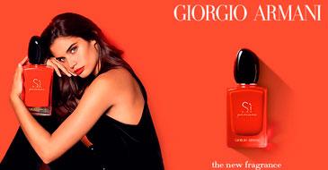 Si Passione Armani Eau de Parfum